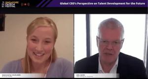 Noel Quinn, CEO, HSBC: Global CEO's Perspective: Singapore Fintech Festival 2020