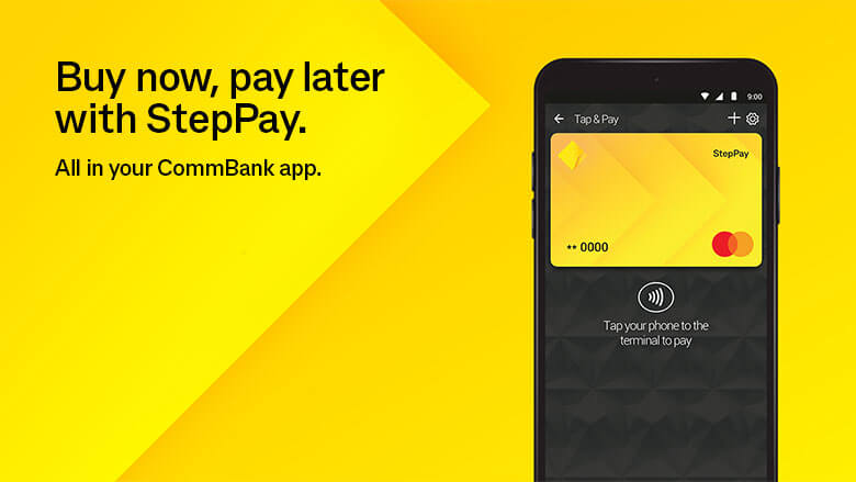CommBank's BNPL StepPay Available Now
